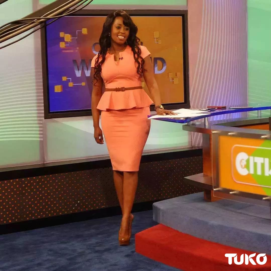 TV girl Lillian Muli worries fans with cryptic Black Rose message on social media