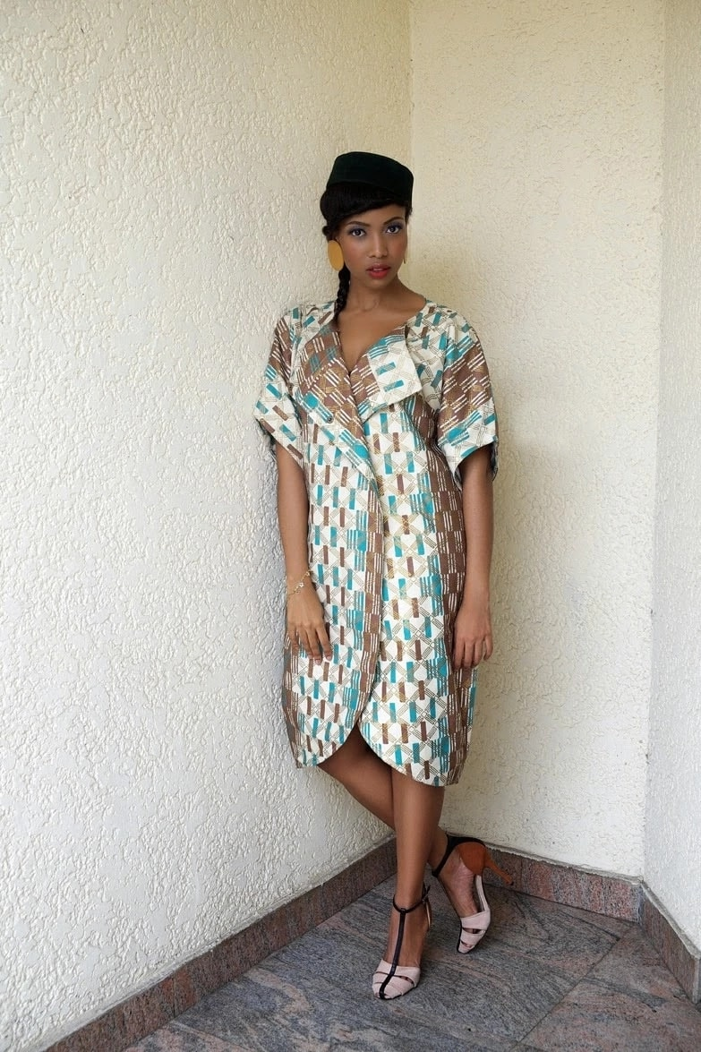 Kitenge jacket designs for breastfeeding mothers and pregnant women