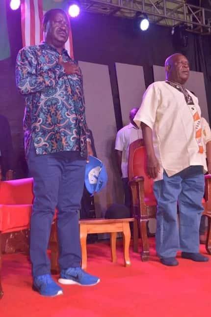 Gavana wa ODM adai kupokonywa walinzi na serikali ya Jubilee