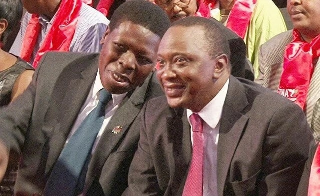Eugene Wamalwa to vie for the Trans Nzoia gubernatorial seat