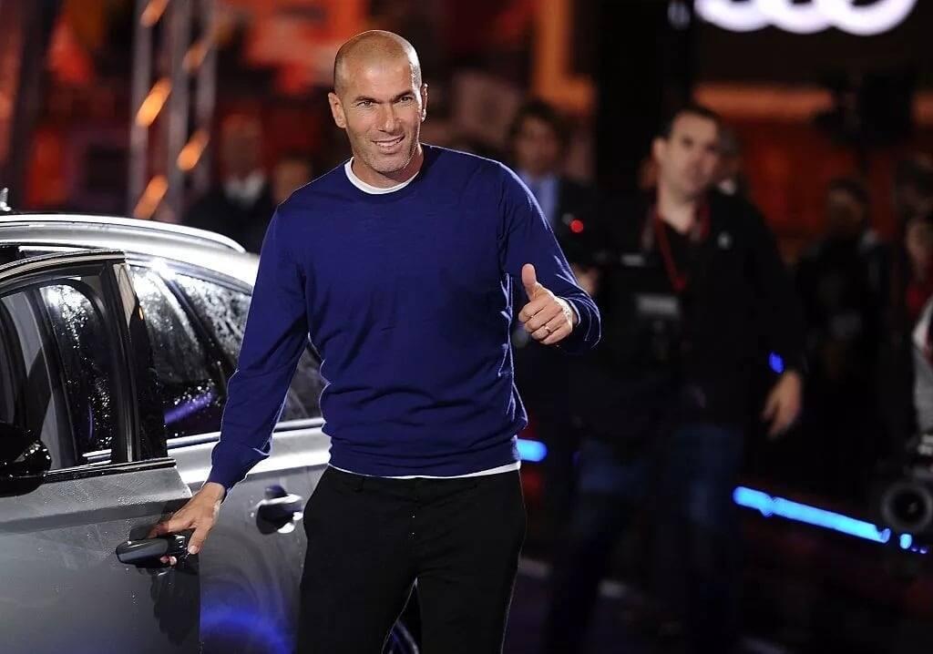 Former Premier League striker Louis Saha backs Zidane for Man United job