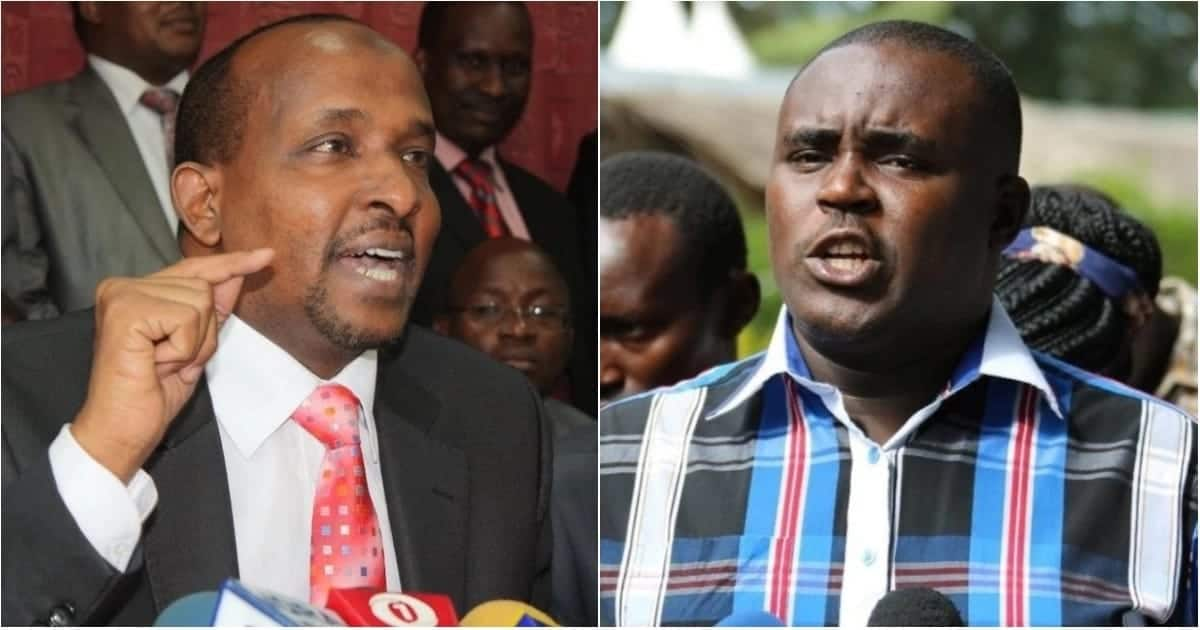 Kakamega erred in replacing Khalwale with an MCA - Aden Duale
