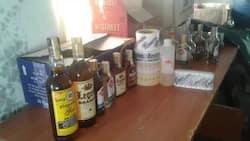 Police in Kiambu confiscate fake alcohol worth Ksh 1.1 million