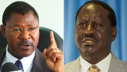 7 politicians from western Kenya to stop Raila's referendum plans