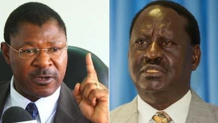 Wetang'ula atishia kushtaki ODM cha Raila kuhusiana na pesa za vyama