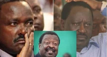 I'm still in NASA-Mudavadi declares after news that he has quit