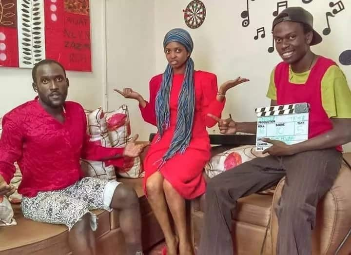 Actress Nkirote of Real Househelps of Kawangware loses mother