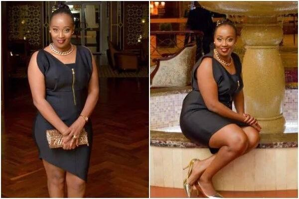 Meet the gorgeous lady behind Uhuru's JAW-DROPPING shirt