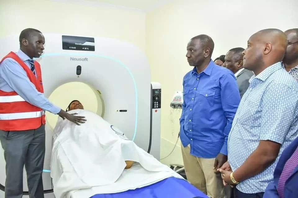Foreign medics visit Kenya to sample ultra-modern medical equipment