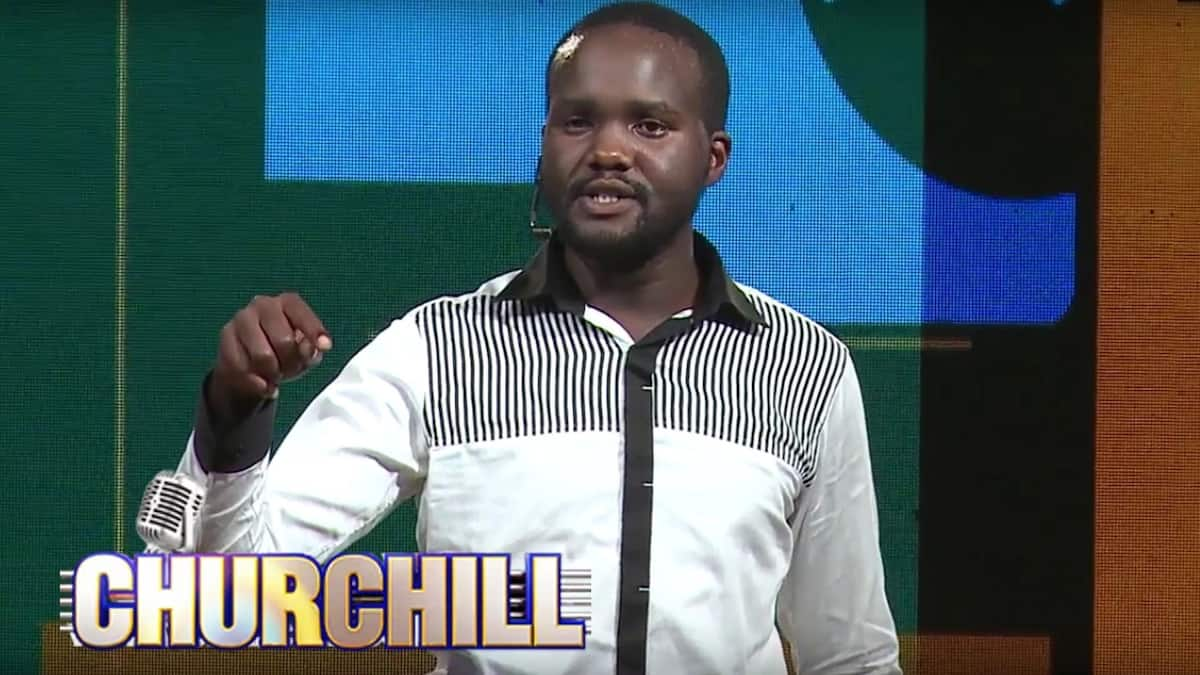 Another Churchill comedian fighting for his life following accident that killed Ayeiyaa