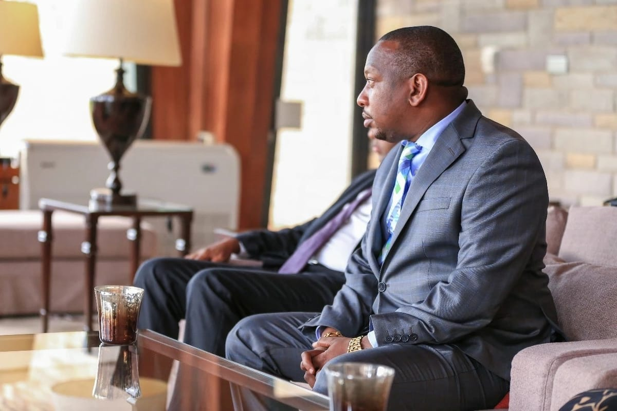 Mike Sonko should be arrested for confessing to breaking out of prison - Jubilee deputy chairman