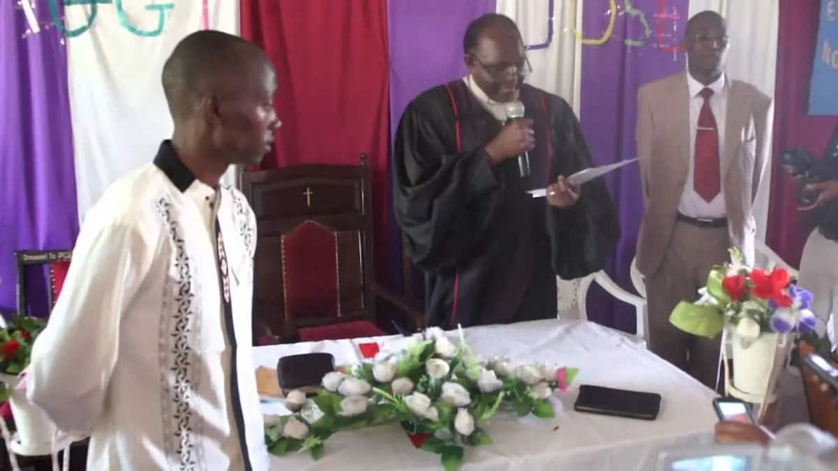 Pastor's wedding momentarily halted in Nyeri after discovery he has three secret children