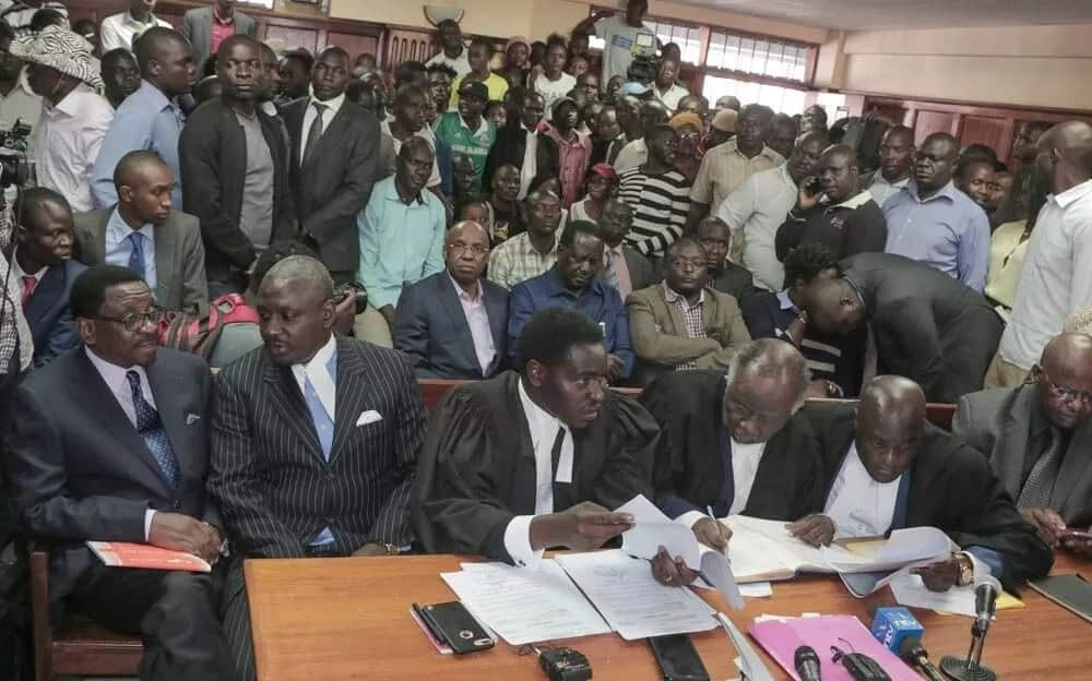 Miguna Miguna released on KSh 50,000 bond, judge gives him option to sue for illegal detention