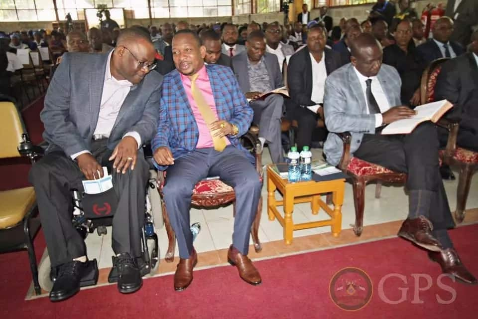Sonko awaonya viongozi wa Mlima Kenya dhidi ya mikutano ya usiku kumpokonya Ruto tiketi ya 2022