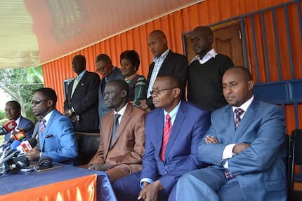Ababu Namwamba set to lose his seat and ODM was serious