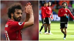 Mo Salah Spotted in Kenya ahead of Egypt's Clash with Harambee Stars