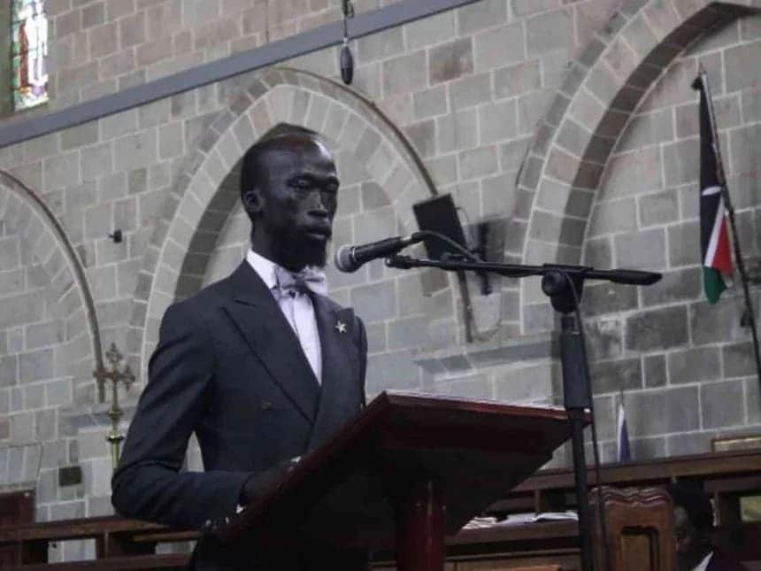 Minister of Water in South Sudan pictures