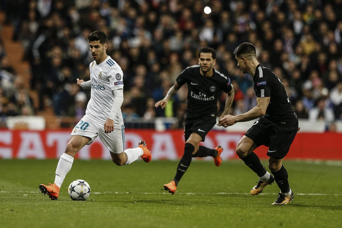 Chelsea ready to swap Eden Hazard for Marco Asensio after his gallant performance against PSG