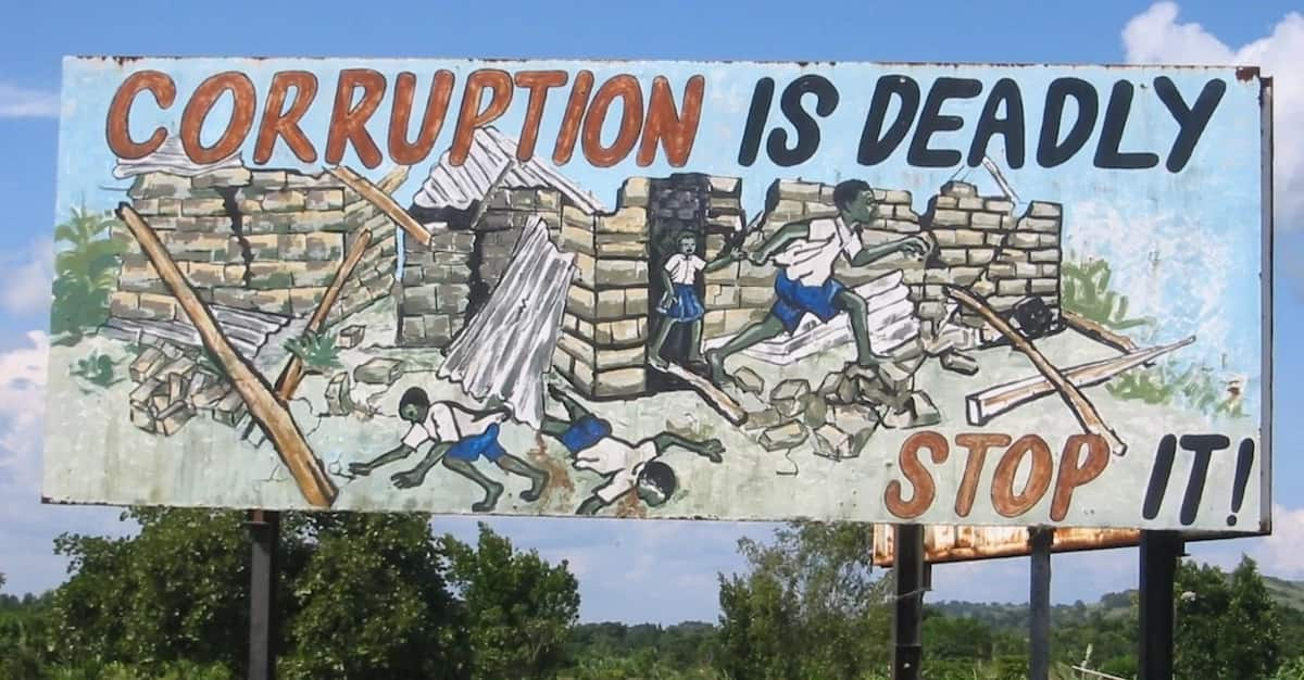 corruption effects