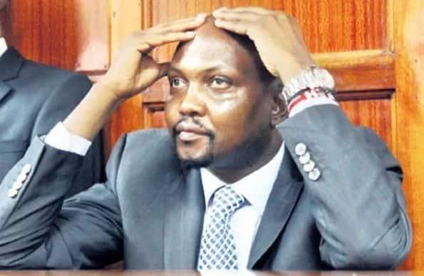 Martha Karua takes Gatundu South MP Moses Kuria to court