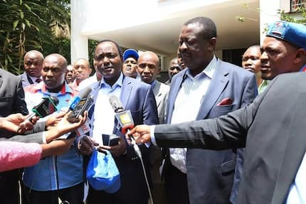 Kalonzo tells Sonko NASA is eyeing his Nairobi governor's seat in 2022