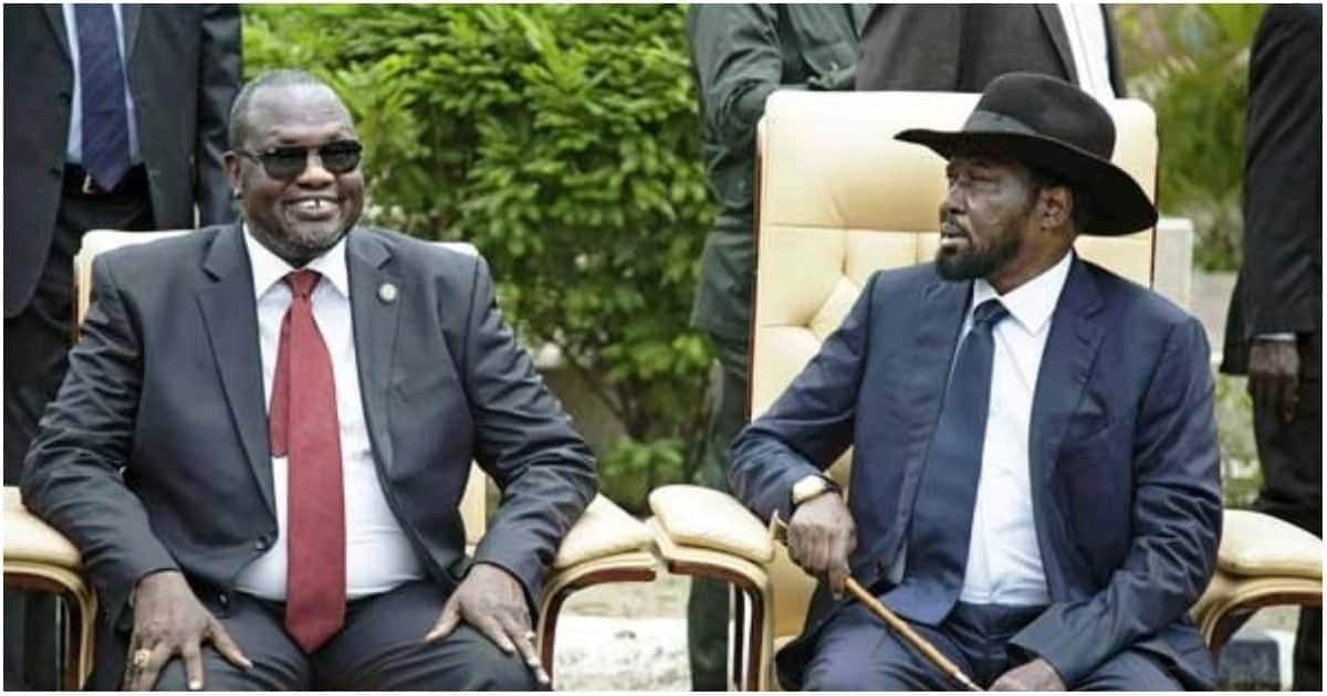 Kiir, Machar agree to enter power-sharing deal days after Uhuru, Raila diplomatic interventions