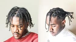 A roundup of the most enchanting box braids hairstyles for men