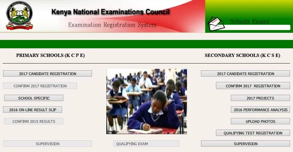 How to check kcse 2017 results online