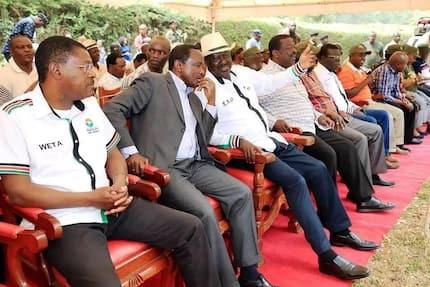 Raila hatawania urais tena, aahidi kumuunga Kalonzo Musyoka 2022