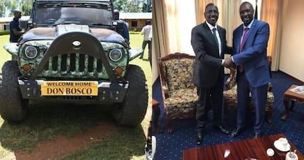 Don Bosco Gichana, tycoon who bought Raila a Hummer reveals Ruto secured his release from Tanzanian jail
