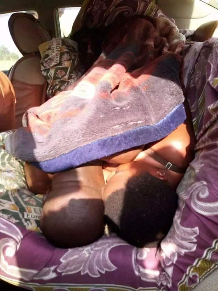 Drama as amorous man gets stuck while having fun with lover in a lodging