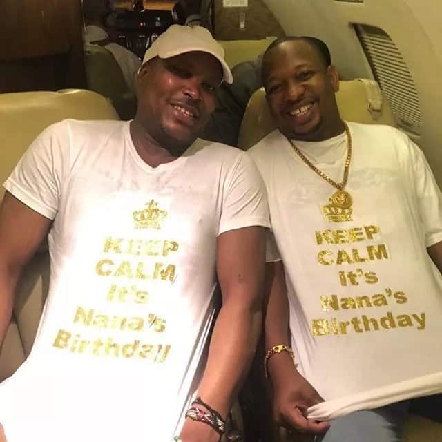 Uhuru Kenyatta's niece holds mega birthday party, hires private jet