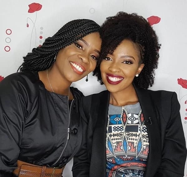 Gospel singer Kambua unveils photos of sister and she's hot AF
