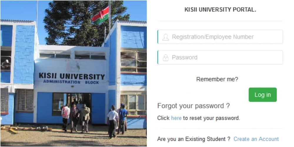 How to check Kisii university fee balance online