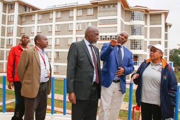 New Kenyatta Univeristy Vice Chancellor receives heroic welcome to the institution