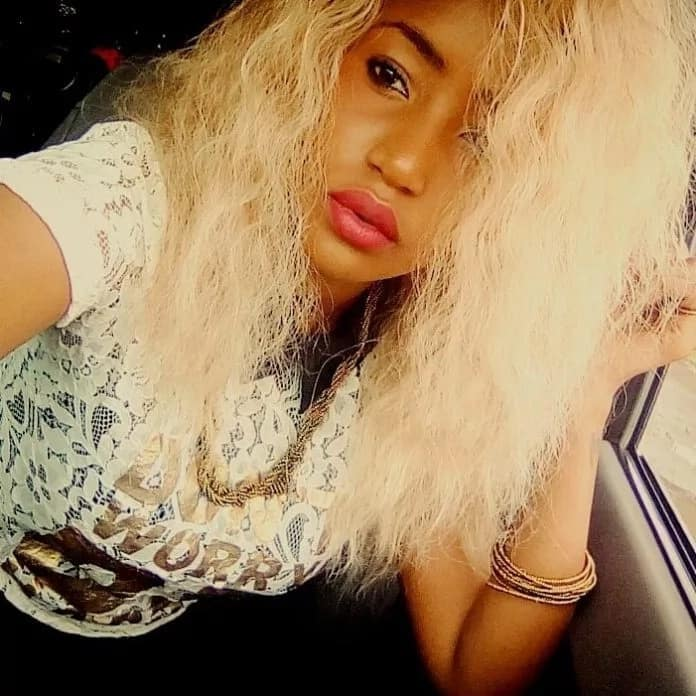 17 scintillating photos of Pastor Kanyari's sister which will make you doubt she knows God