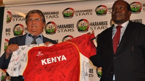 Decorated Ex-Harambee Stars coach and former France player Michel dies