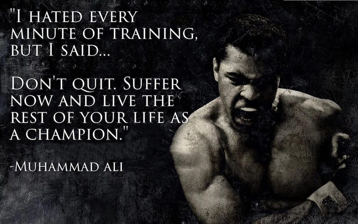 Muhammad Ali Islamic quotes Best Muhammad Ali quotes Muhammad Ali wallpaper quotes Muhammad Ali famous quotes