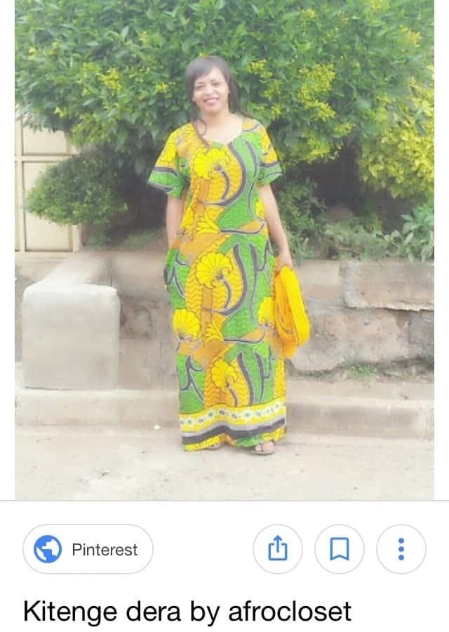 Kitenge designs for expectant women