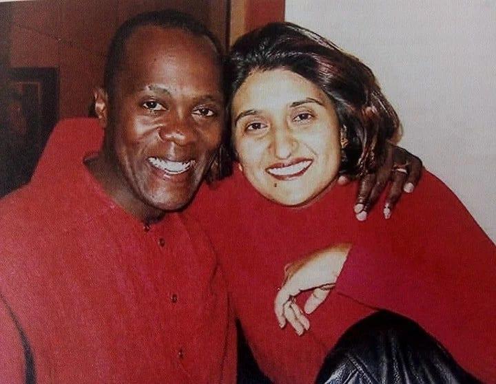 Historia ya familia ya Jeff Koinange na msingi wao