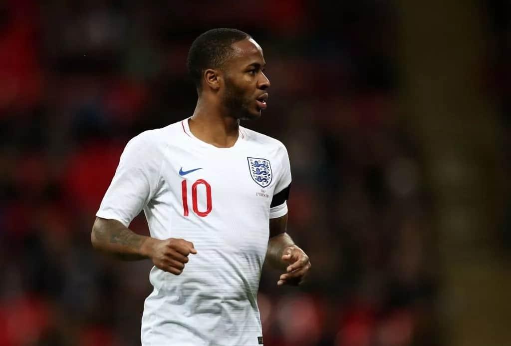 FA backs English forward Rahim Sterling over gun tattoo controversy
