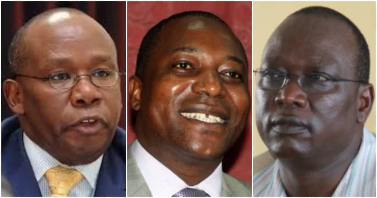 List of political rejects, ex-government employees rewarded with plum jobs