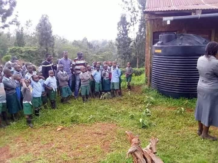 Quick action by Murang'a cook saves entire school from consuming poisoned water