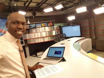 Huyu ndiye mpenzi wa mtangazaji wa NTV Larry Madowo? (picha)