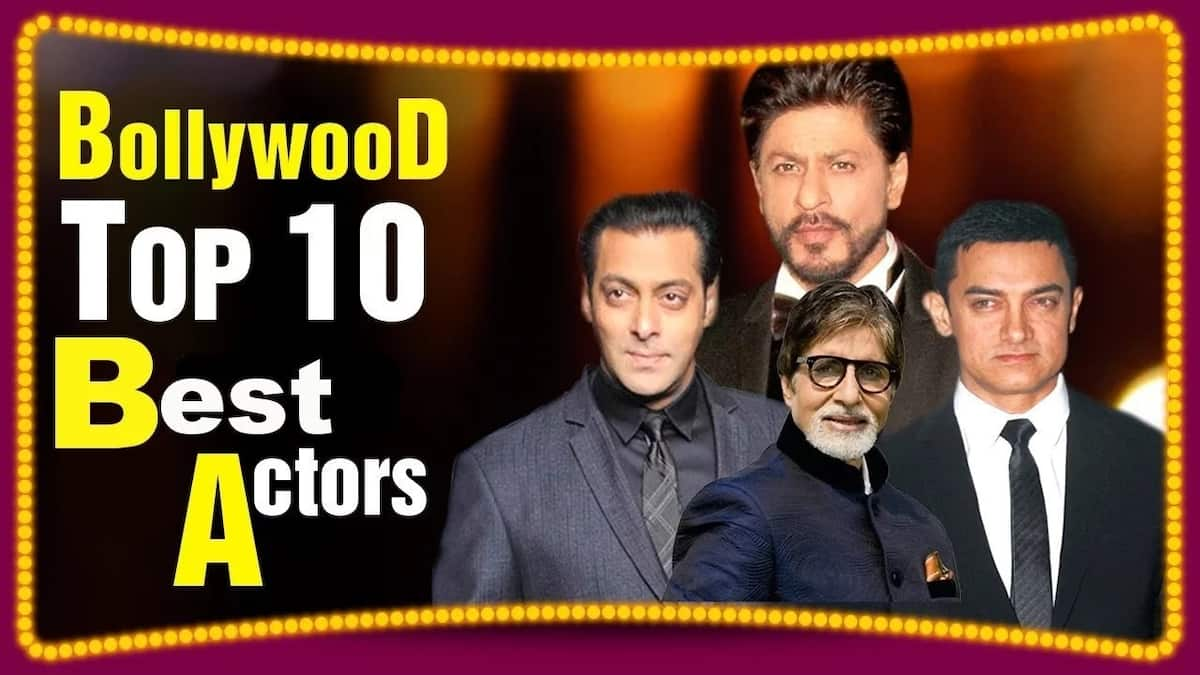 Indian Actors: Notable Bollywood Actors