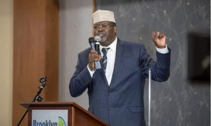 Mudavadi is a typical Kenya tumbocrat who has never worked for anything - Miguna Miguna
