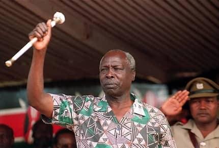 """Mambo fiche kuhusu """"Fimbo ya Nyayo"""" na maisha ya Daniel Moi"""