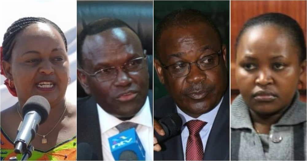 Despite numerous high-voltage investigations into the graft scandals, which also cost the taxpayers money, the suspects remain at large. Photo: TUKO.