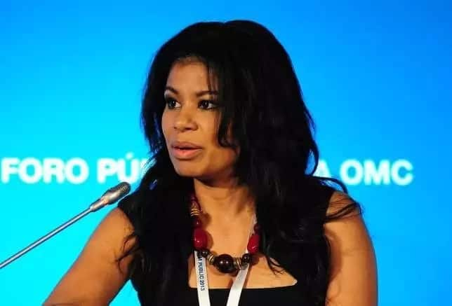 Ex-TV queen Julie Gichuru rubbishes claims she had a plan to assassinate Raila Odinga