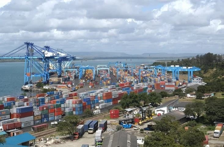 Mombasa port workers decry Uganda's interference